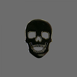 metal acces-skull